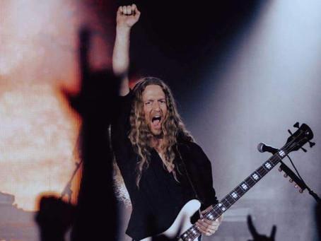 New Album Featured Artist - Bassist Andreas Passmark