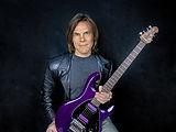 Milan Polak guitar Vivaldi Metal Project