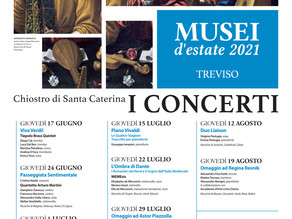 Mistheria plays Vivaldi's The Four Seasons on Piano - Live concert in Treviso (Italy)
