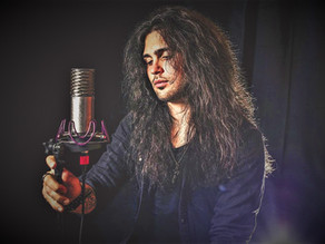 New Album Featured Artist - Singer Mattia Martin