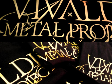 New T-Shirts Gold Series