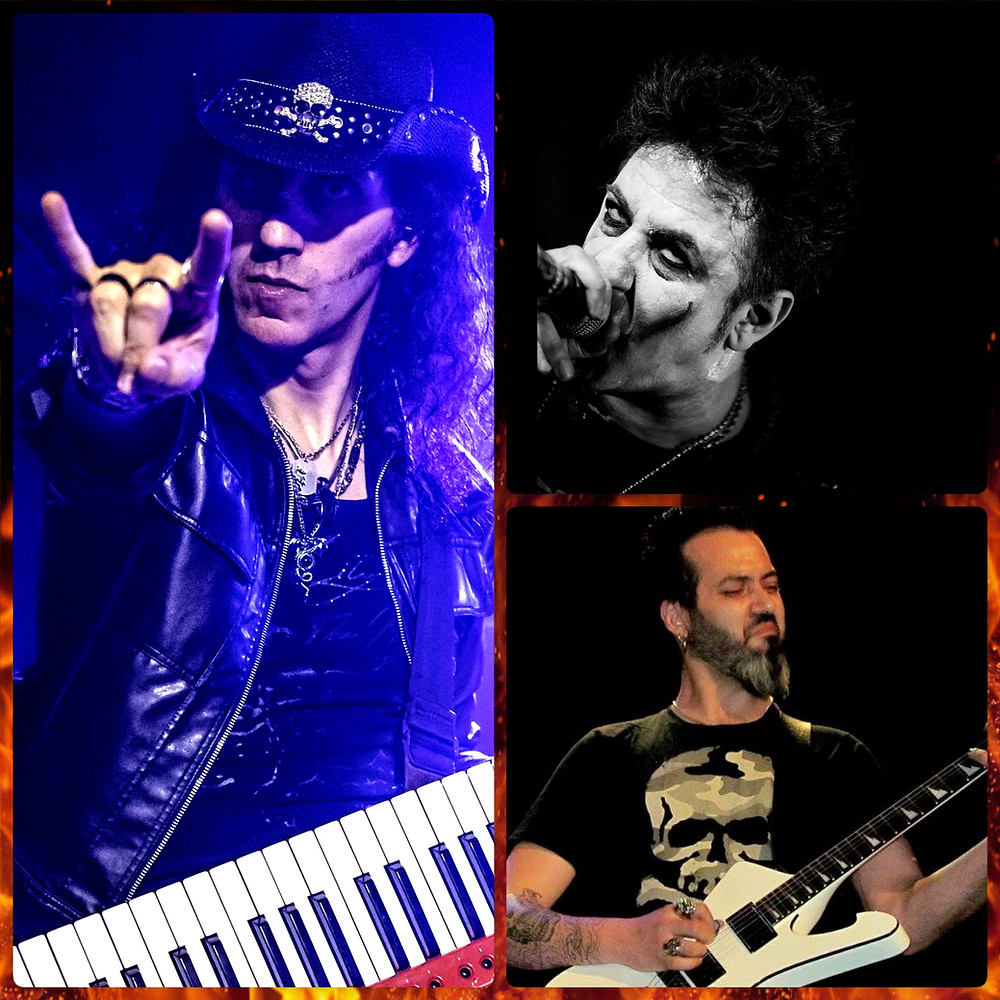 Mistheria new solo metal album announced with Gianluca Maracas and Francesco Corapi