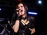 Emma Zoldan Sirenia singer Vivaldi Metal