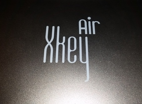CME Xkey AIR 37 and Xclip just arrived!