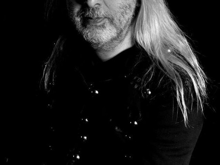 New Album Featured Artist - Lyricist Douglas R. Docker