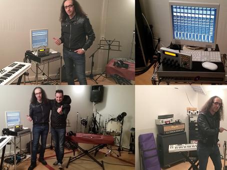 Visit at SEELAKE AudioStation HQ