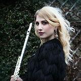 Eszter Anna Baumann flutist Vivaldi Meta