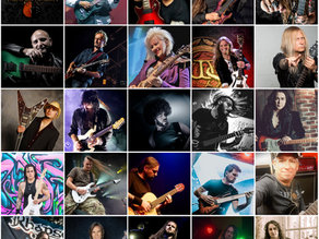 Vivaldi Metal Project 2nd Studio Album Featured Guitarists