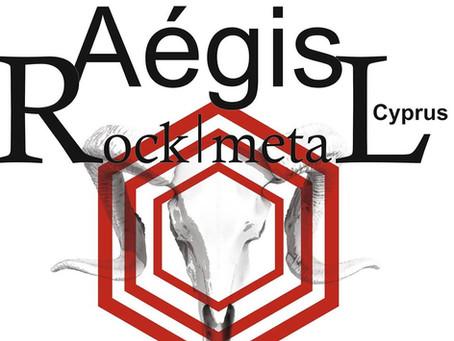 Interview for Aegis Magazine