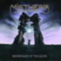 Mistheria - Messenger of the Gods - CD