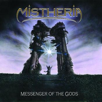 Mistheria - Messenger of the Gods - CD