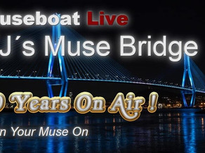 Featured in TJ's MuseBridge on Museboat Live Streaming