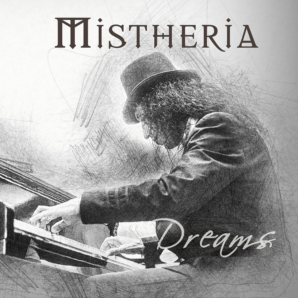 Mistheria new album Dreams limited edition CD on Bandcamp