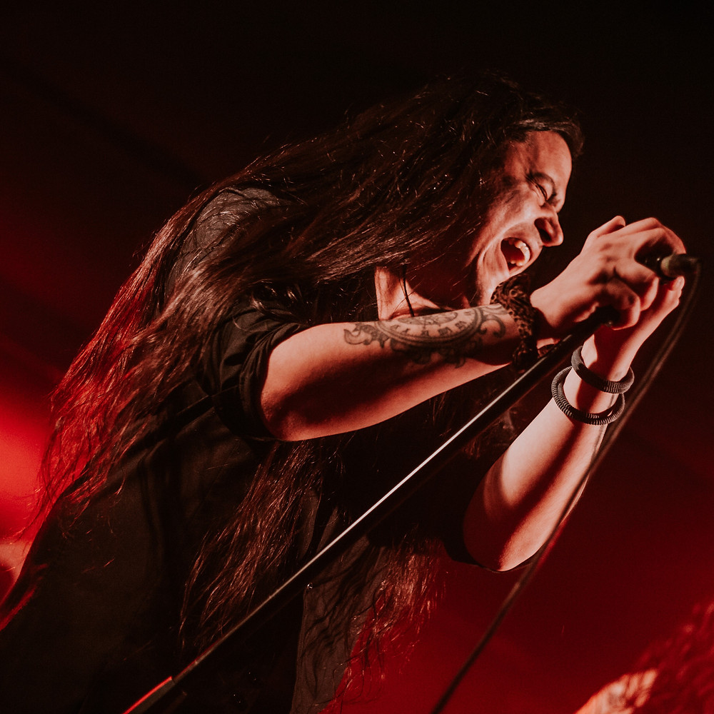 Nasson singer Vivaldi Metal Project 2