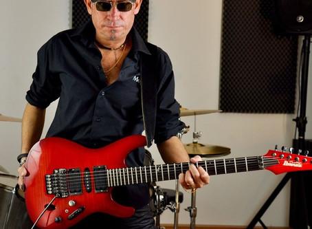 New Album Featured Artist - Arranger and Guitarist Frank Caruso