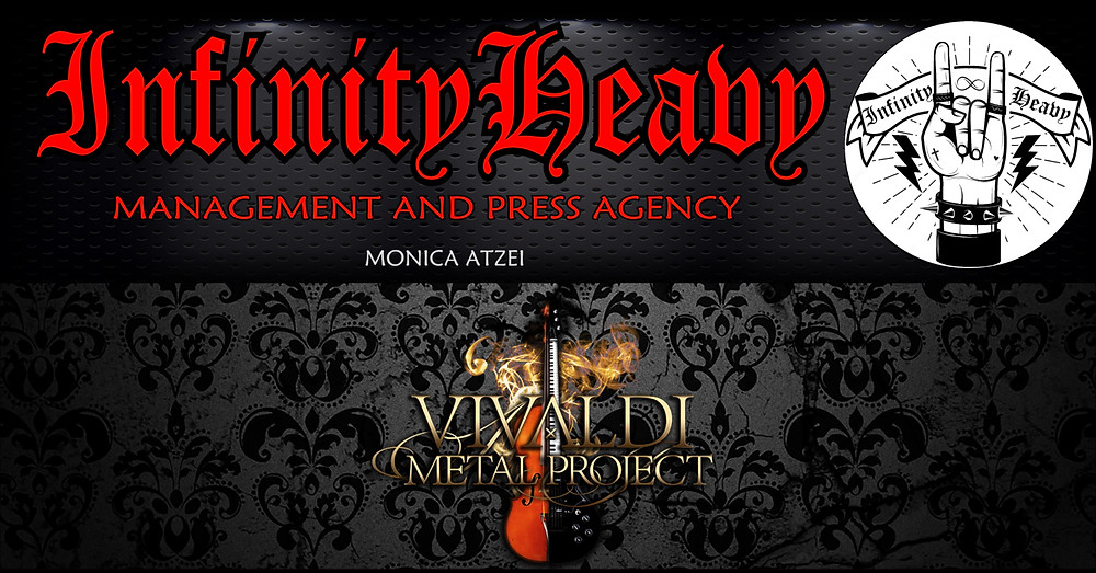 Vivaldi Metal Project announce InfinityHeavy as press office