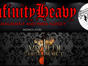 Vivaldi Metal Project announces partnership with InfinityHeavy press office