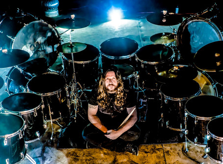 New Album Featured Artist - Drummer Marcelo Moreira