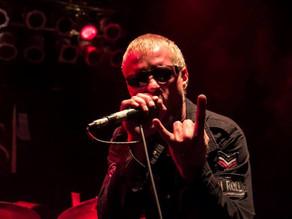 New Album Featured Artist - Singer Wade Black