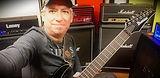 Frank Caruso guitar Vivaldi Metal Projec