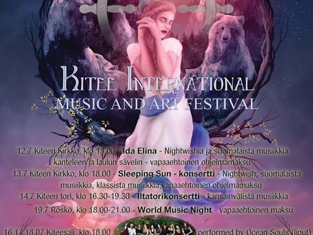 Kitee International Music and Art Festival 2017