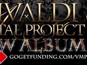 New Studio Album Update and Pre-order Campaign