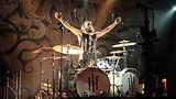 Simone Morettin drummer Vivaldi Metal Pr