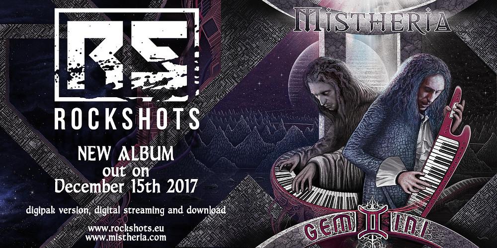 GEMINI album promo requests Rockshots