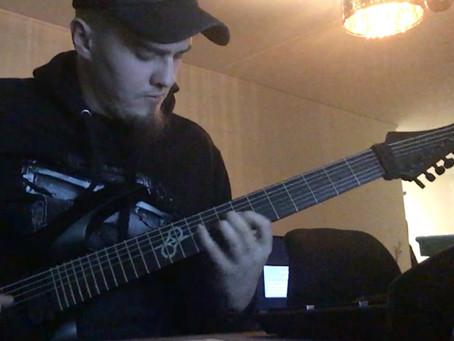 New Album Featured Artist - Guitarist Niklas Johansson