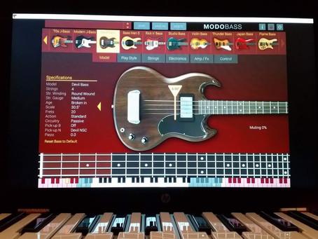 MODO Bass by IK Multimedia is here!