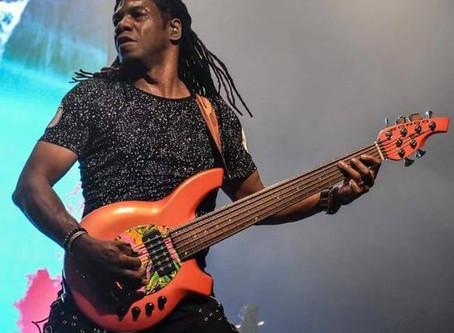 New Album Featured Artist - Bassist Philip Bynoe