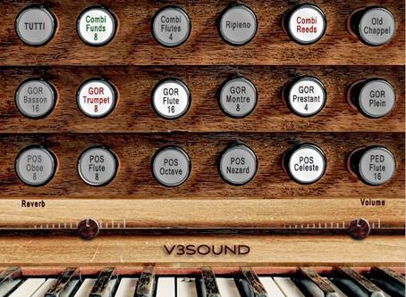 Organum Venezia | Virtual Pipe Organ released