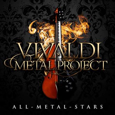 Vivaldi Metal Project promo cover