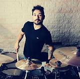 Mirkko De Maio drummer Vivaldi Metal Pro