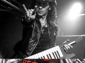 Interview at Italian radio show Metallo Pensante on Radio Godot