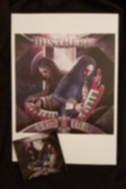 Mistheria GEMINI poster + CD.jpg