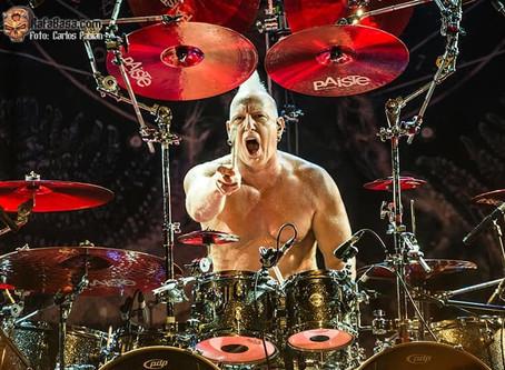 New Album Featured Artist - Drummer Mike Terrana
