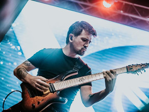 New Album Featured Artist - Guitarist Benjamin Lechuga
