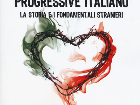 Metal Progressive Italiano - A book by Massimo Salari