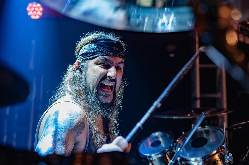 Mike Portnoy drums Vivaldi Metal Project