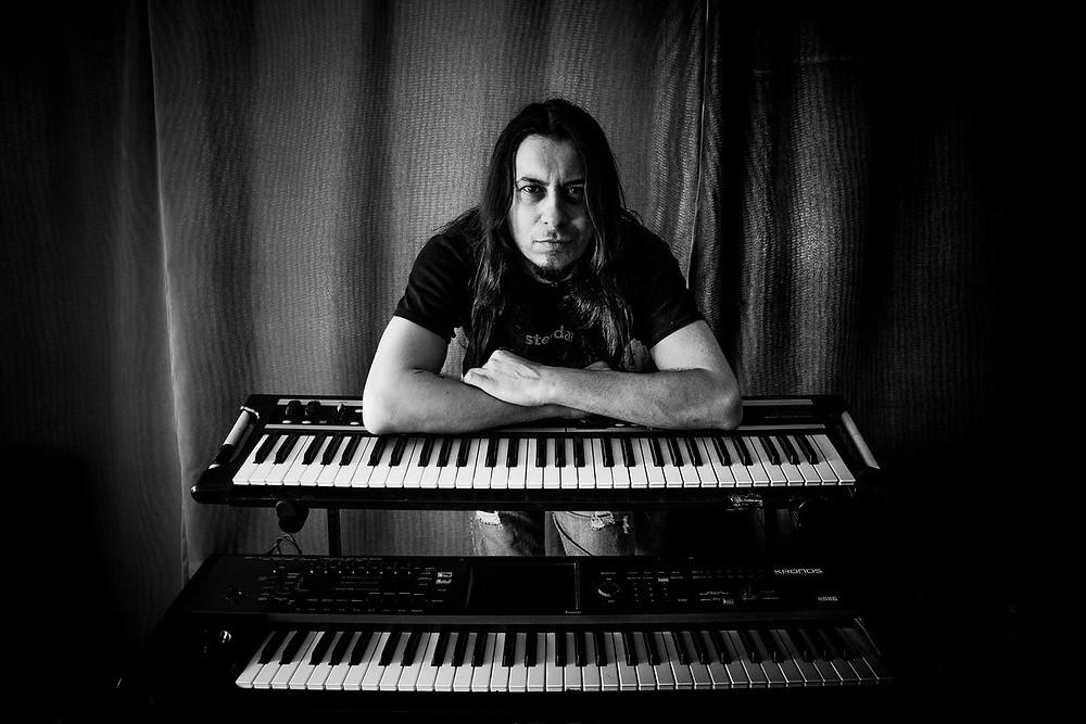 Bob Katsionis Firewind keyboardist Vivaldi Metal Project