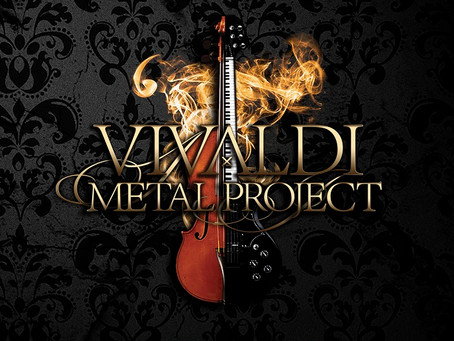 "VIVALDI METAL PROJECT | ""The Four Seasons"" album to be released!"