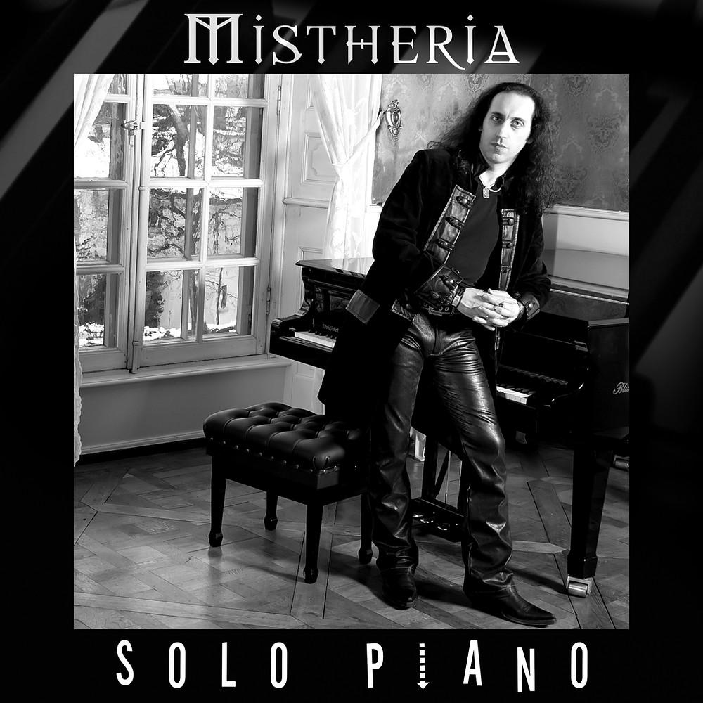Mistheria - Solo Piano album remastered version 2021