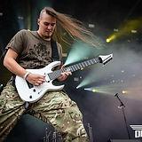 Niklas Johnasson guitar Vivaldi Metal Pr