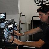 Roberto Scarpa Meylougan recording engin