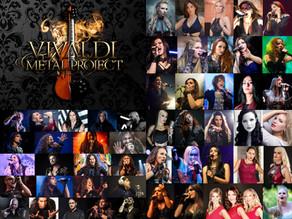 Vivaldi Metal Project 2nd Studio Album Featured Singers