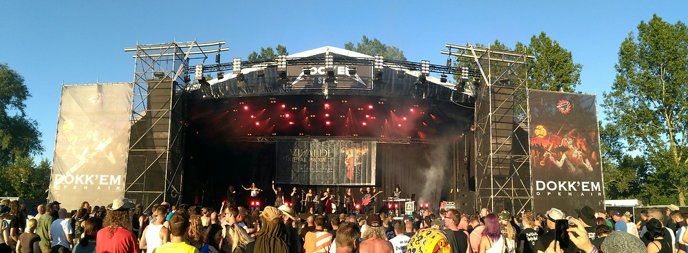 Vivaldi Metal Project at Dokkem Open Air 2019