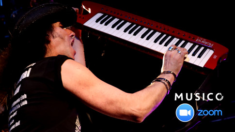 Keytar lessons by Mistheria