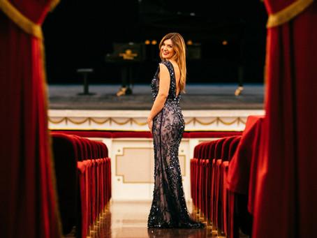 New Album Featured Orchestrator - Emilia Di Pasquale