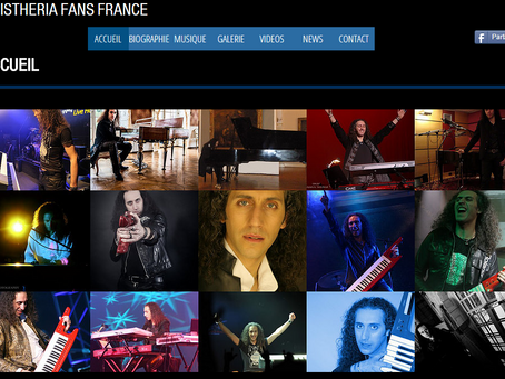 French fans website